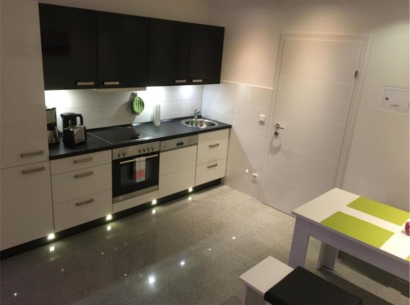 Apartment 1 - Küche