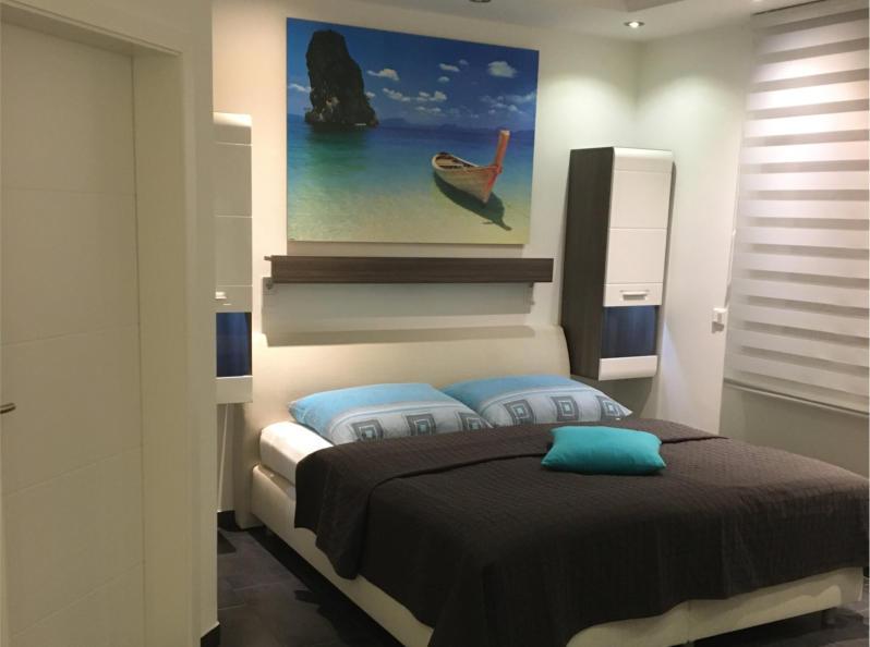 Apartment 1 - Schlafzimmer