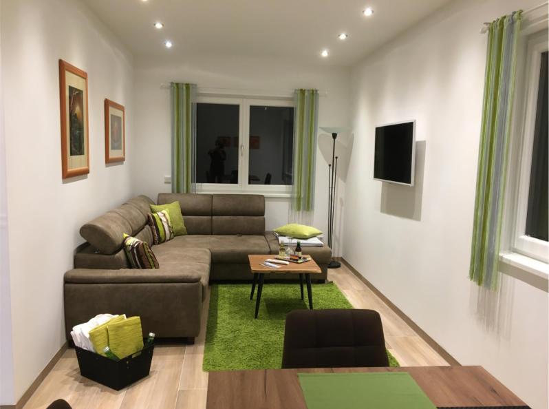 Apartment 4 - Wohnzimmer