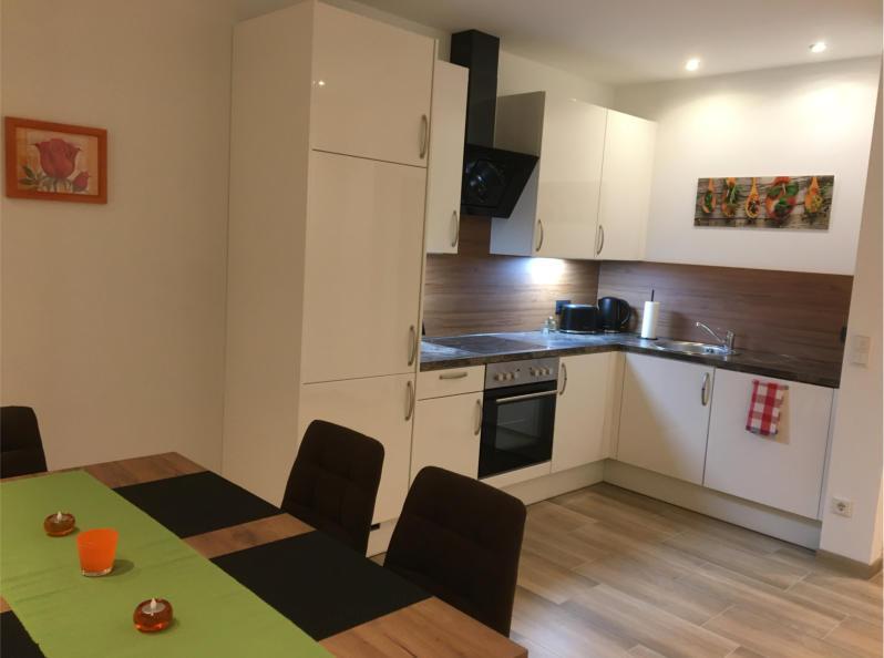 Apartment 4 - Küche