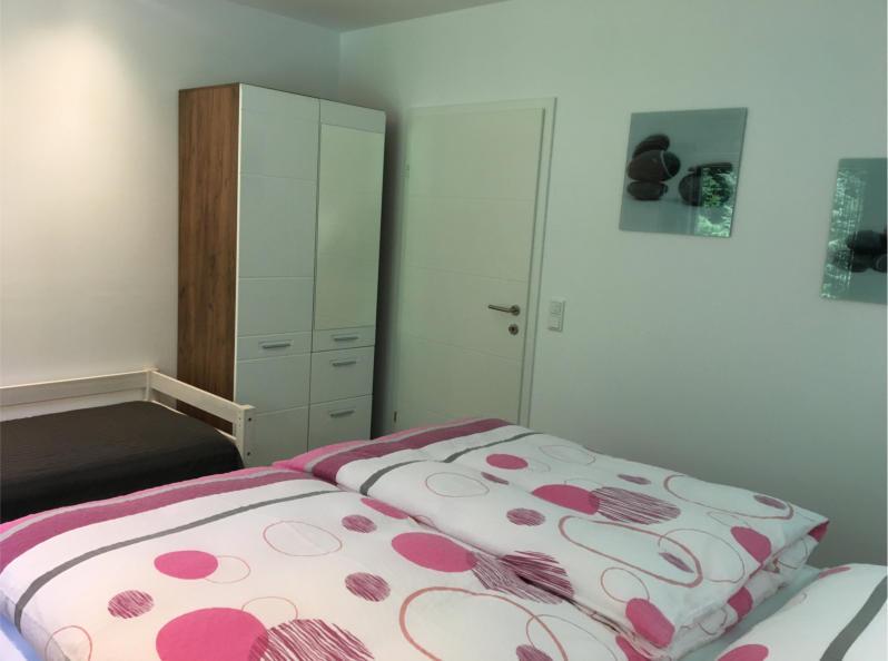 Apartment 4 - Schlafzimmer 2