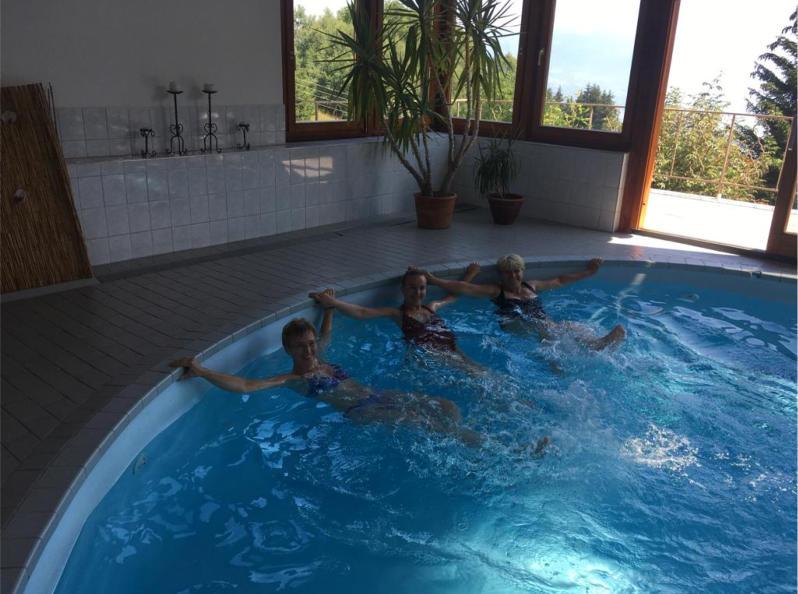 Wellness - Schwimmbad (Juni - September)